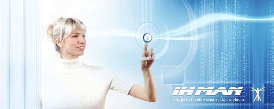 IHMAN hacia el futuro con sistemas de control y realidad virtual