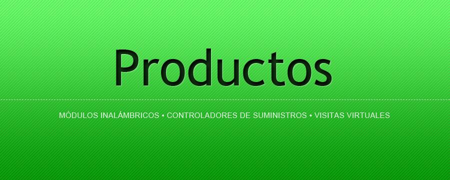 Productos IHMAN