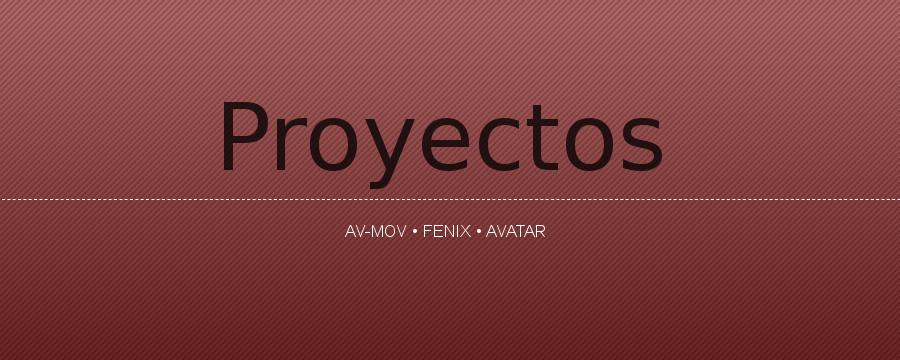 Proyectos IHMAN